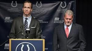 Peyton Manning released by Colts owner Isray